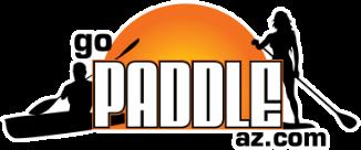 Go Paddle AZ logo